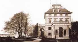 Schloss Allmannshausen, 1910
