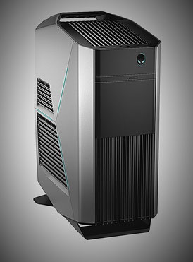 Gaming PC: Dell Alienware Aurora R7