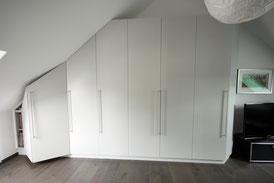 Tischlerei Nengel Lahnstein Koblenz Möbel nach Maß Schlafzimmer Kleiderschrank