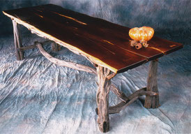Gidgee dining table