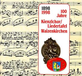 Festschrift 100 Jahr Kienzlchor