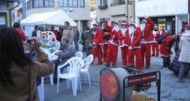 サンタさんもいっぱい