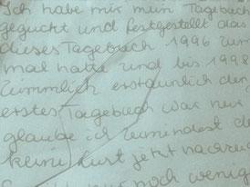 Copyright Tagebuch mit 12 - reartwork.de