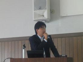 事例研究会 中部・東海ブロック 仲尾正人さん