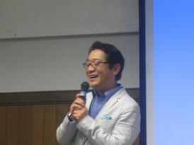 浦田代表理事のご挨拶
