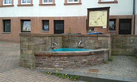 Glanquelle in Höchen, Saar-Pfalzkreis (Foto c) Wikipedia)