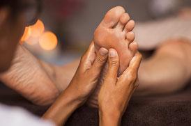 Kosmetikstudio Stuttgart Mitte West Fußmassage Wellnessmassagen Wellness Massagen