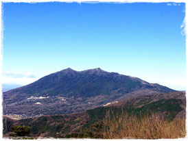 View from 宝篋山