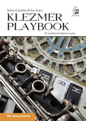 Klezmer Playbook Bb-instruments