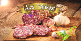 Logo: Alex Feinkost