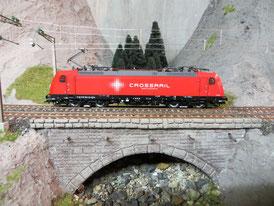 "Crossrail 185er ""Ruth"" (2715)"