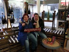 Die Weinstube im Ahrweindepot in Ahrweiler
