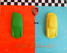Art Cars - 356 Reloaded 2017 (Acryl Gips Modellierung) 50x40x4 ....nicht mehr verfügbar