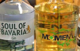 Gin Whisky Spirituosen Haußmann Feldkirchen bei München Getränkemarkt