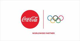 チーム コカ・コーラ 東京2020公式サイトへのリンクボタン