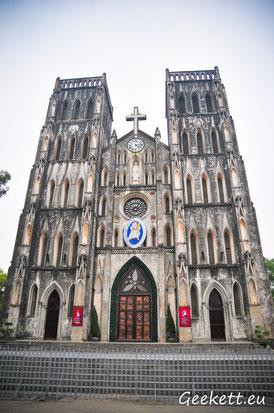 Cathédrale Saint Joseph d'Hanoï