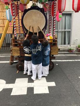 <下谷神社大祭> sty19_018 ©️竹田千佳子さん