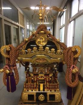 東京都神社庁, お神輿, 台輪寸法2尺3寸, 日比谷大江戸まつり, お祭りパレード