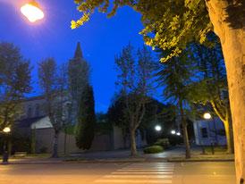 夜のラヴェンナ