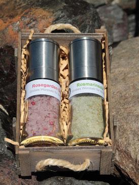 Gewürze, Sprinkles & Salze von Norddeutsche Koestlichkeiten