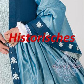 link zu Galerie mit historischen Gewändern aller Art, Maßgeschneidert von decor filum. Landsknecht, Tudor, Renaissance, Mittelalter, Barock....