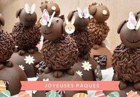 Chocolats de Pâques 2016