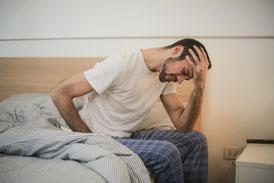 Krankheitsbild Schlafstörungen