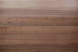 ブラックウォルナット 一枚もの 130幅 無垢フローリング アンドウッド 新潟