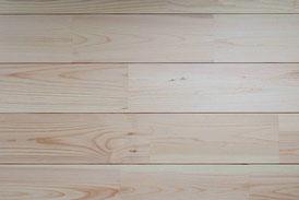 国産 パイン 松 60幅 ユニ 無垢フローリング アンドウッド