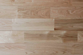 チェスナット ユニ オイル塗装 無垢フローリング アンドウッド 新潟