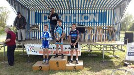 2éme  Pierre Dedieu Cyclo-Cross à Castres (81) le 23 Octobre 2016