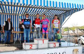 2ème place pour Stéphane Loubet à Moissac (82) le 17/4/16