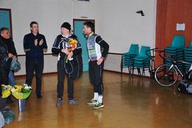 Ier place pour Didier Carré à Eycheil (09) le 6/3/16