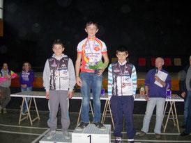 Nicolas Juffre Champion midi Pyrénées