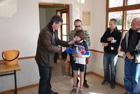 Escaich Oscar Ch Ariège VTT