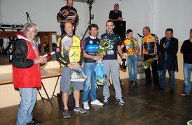 1er place pour S. Loubet à Mirepoix Gers (32) le 23/4/2016