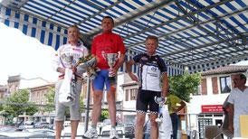 3ème Rémy Acap au tour de Rieumes (31) 2013