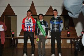 1er place pour notre Cadet Escaich Oscar au Ch d'Ariège sur route Route à Foix (09) et 3ème place pour Quentin Bonzom