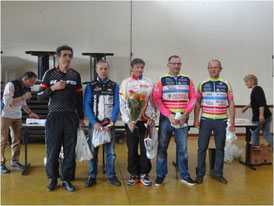 2ème Thierry Ducos Eycheil (09) -2015