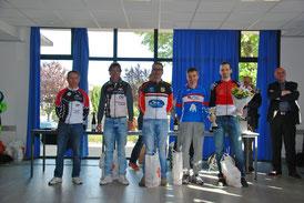 4ème place pour Stéphane L & 5ème pour Didier C (Rep par Mathias P) à Boulogne sur Gesse (31) le 1/5/ 2016