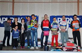 1er place pour Stéphane Loubert à Montoussin (31) le 12/3/16