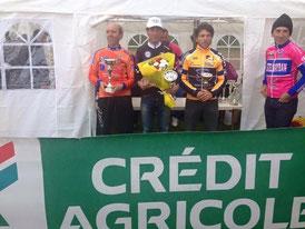 1er place pour S. Loubet à Castelmayran (82) le 9/4/2016