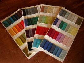 Farbpass mit Ihren Farbfavoriten