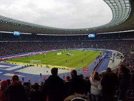 18. Februar 2017 | Olympiastadion in Berlin