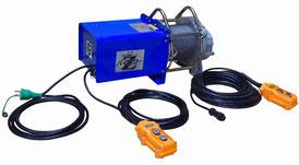 高速ウインチ 100V仕様 電動ウインチ