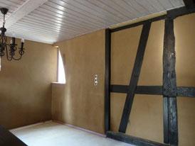 Fachwerk Renovieren fachwerk mit lehmputz 63549 ronneburg hüttengesäß lehmbau neuhaus