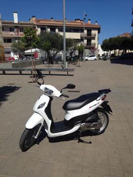 Scooter 125 cc, motocicletas 125 cc, moto 125cc, alquiler moto, alquiler, motocicletas motorbikes rent