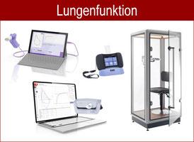 Lungenfunktion Spirometrie