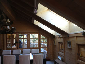 fenêtre de toit velux meribel