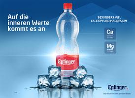 Eptinger Mineralwasser Magnesiumreich Calciumreich